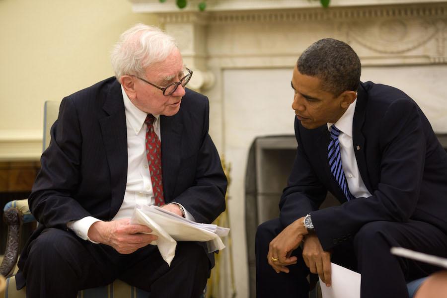 Warren Buffet, el titán tranquilo
