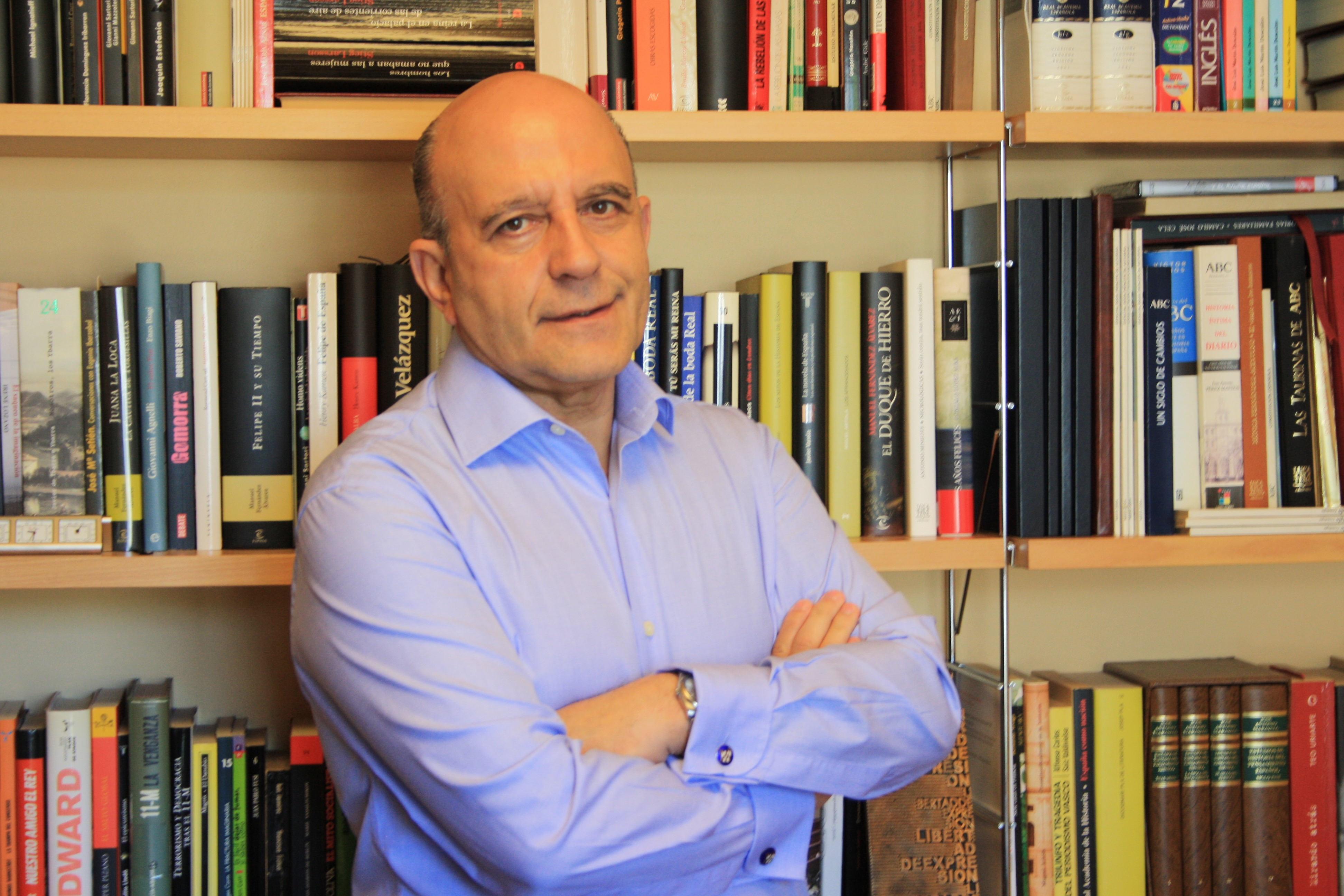 """José Antonio Zarzalejos: """"El reformismo es la opción inteligente"""""""