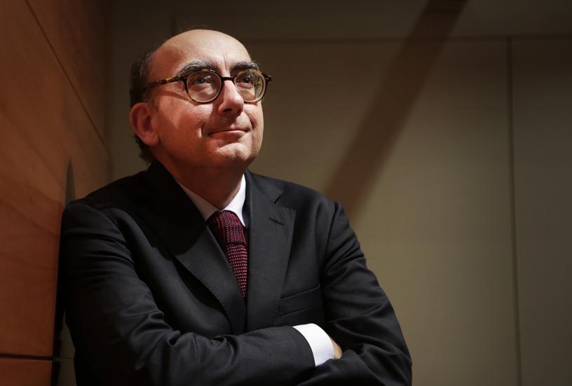 """Gabriel Magalhães: """"Comprendo España como una simetría de afectos, de mutuo aprecio, de mutua comprensión"""""""