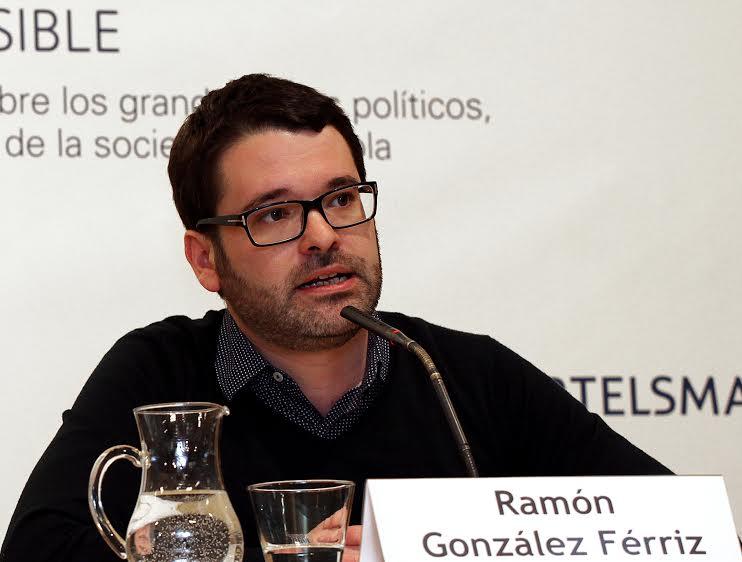"Entrevista a Ramón González Férriz: ""Tengo una mirada ambivalente sobre el 68"""