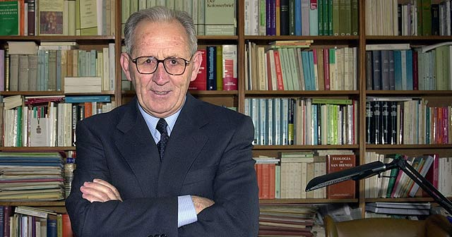 """Olegario G. de Cardedal: """"Urge plantear las cuestiones científicas en relación con la fe cristiana"""""""