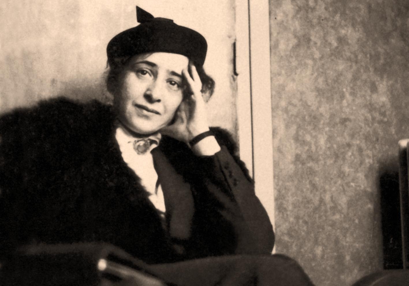 'Verdad y mentira en la política', Hannah Arendt ante el totalitarismo