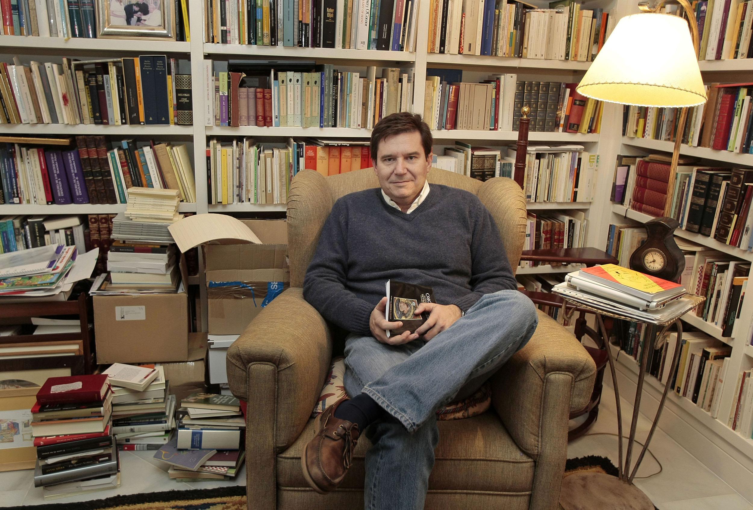 Los libros que no he leído | Enrique García-Máiquez