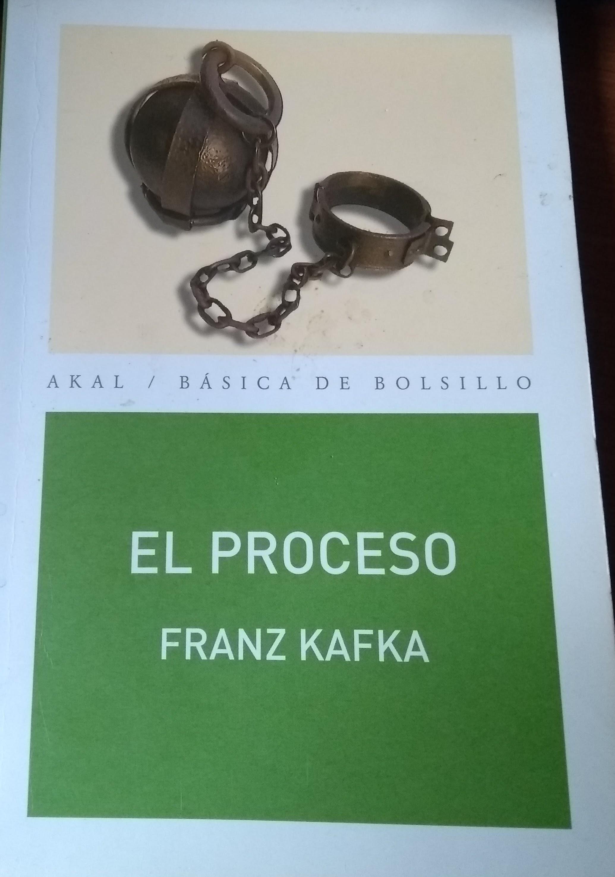 El proceso de Franz Kafka