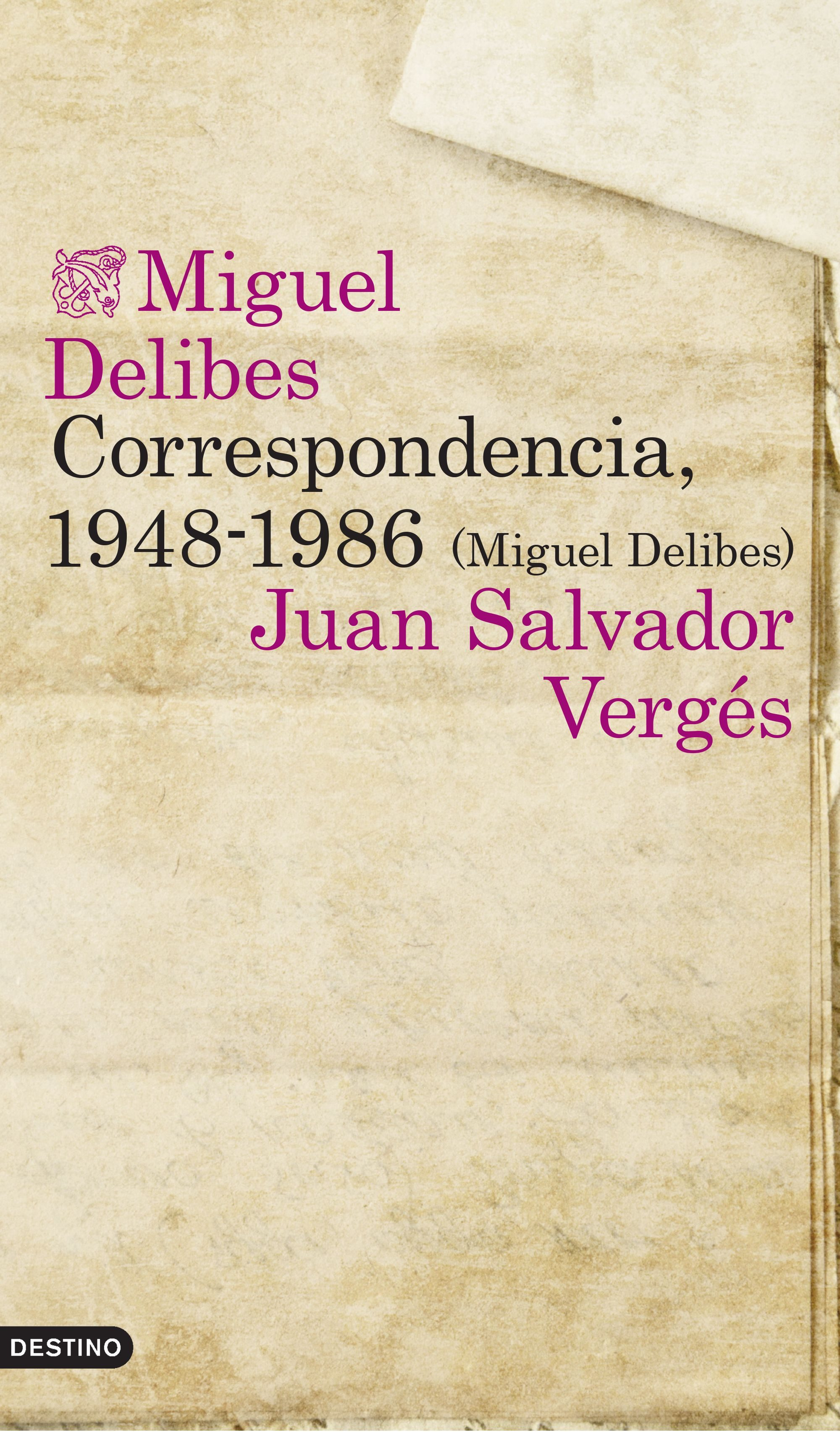 Correspondencia, 1948 – 1986