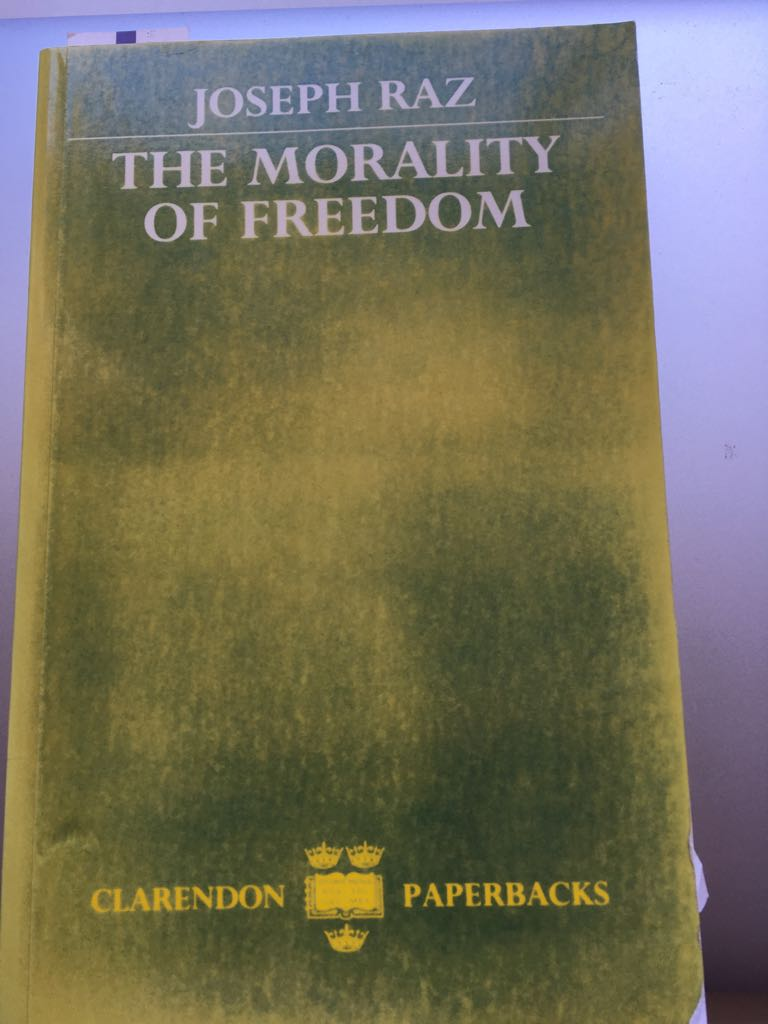 morality-freedom