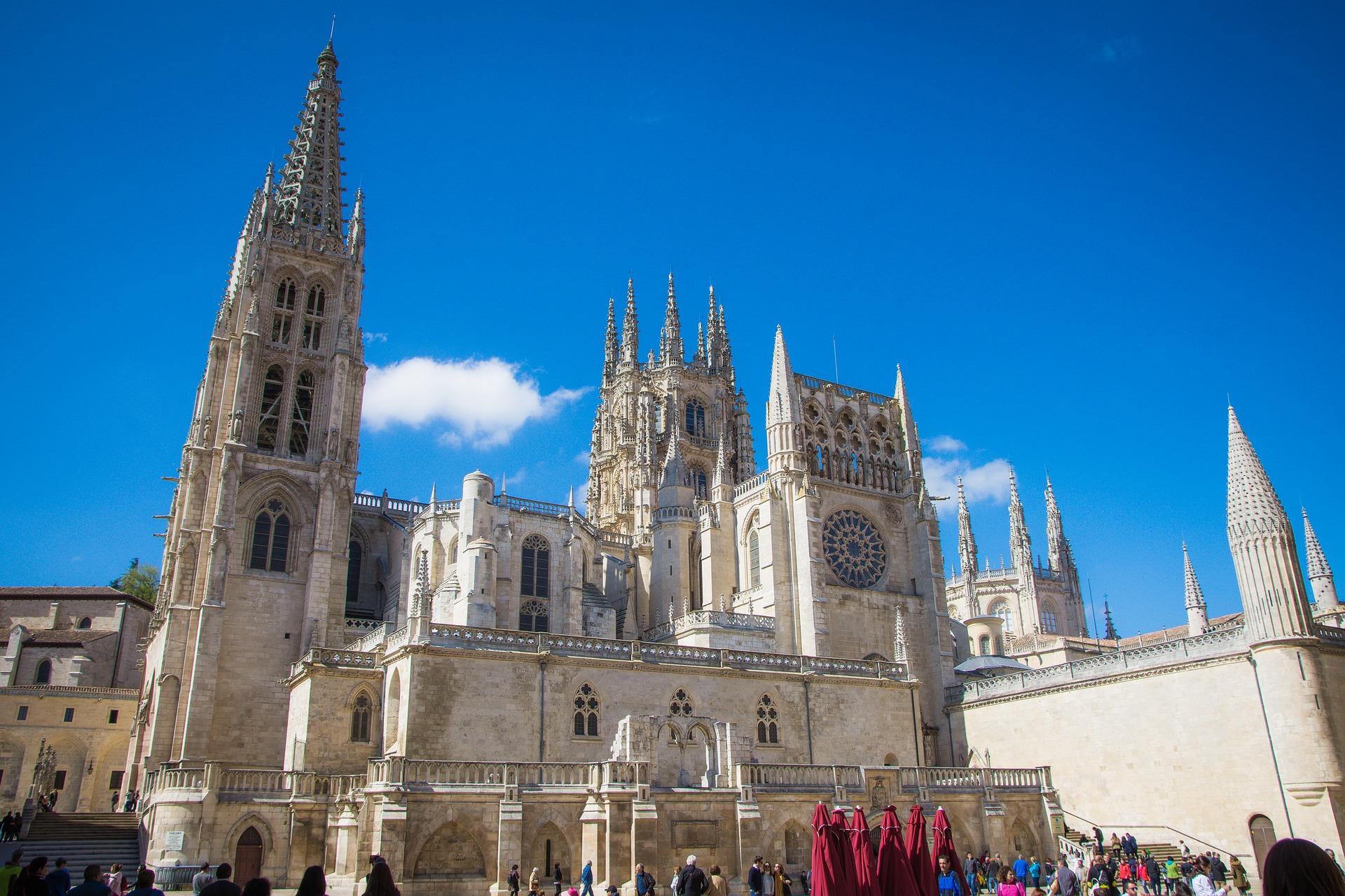 Parada en Burgos