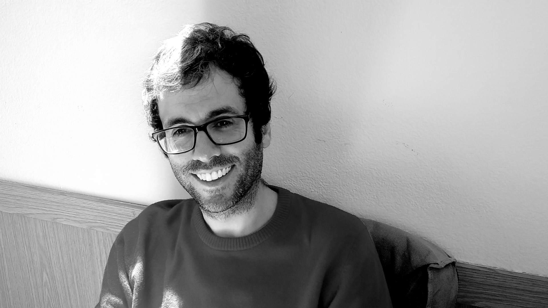 """Jorge Freire: """"¿Una recomendación para los lectores jóvenes? Que aprendan a renunciar"""""""