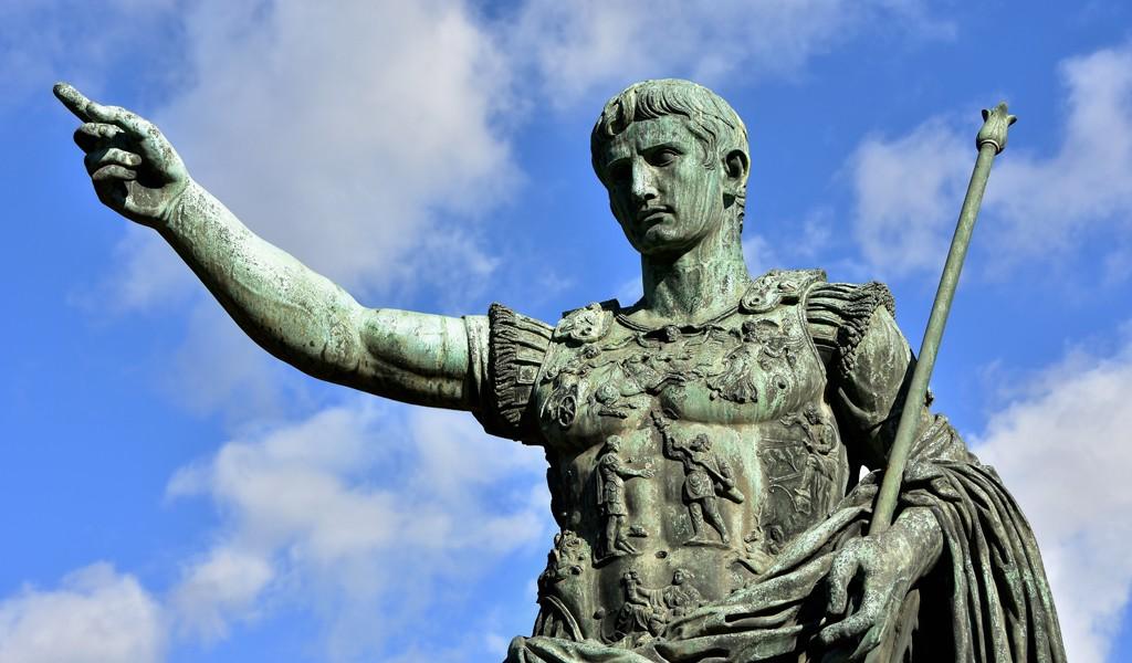 Catón y César