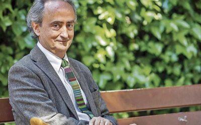 """José Carlos Llop: """"En el 98 España tenía, no como hoy, conciencia de nación"""""""