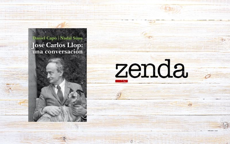 Jose Carlos Llop en Zenda Libros | Daniel Capó