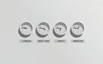 El tiempo impreciso
