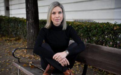Karina Sainz Borgo: «No concibo la vida sin muerte»