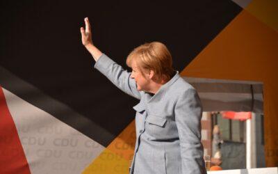 El adiós de Angela Merkel