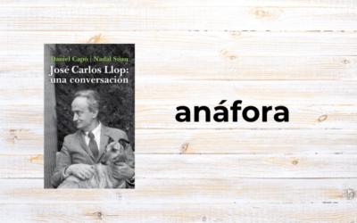 José Carlos Llop: una conversación en la memoria, por Pablo Núñez